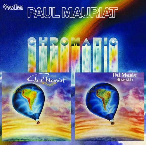 "Paul Mauriat ""CHROMATIC"" & AEROSONG & BIENVENIDO"