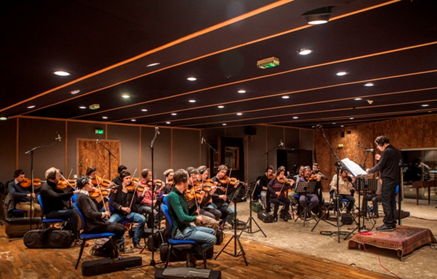 Gerard Gambus & New Paul Mauriat Grand Orchestra, 2013