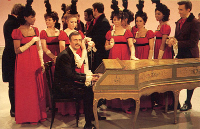 1968 Paul Mauriat at Ed Sullivan show