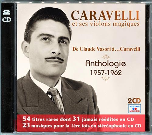 Caravelli 1957-1963 2CD